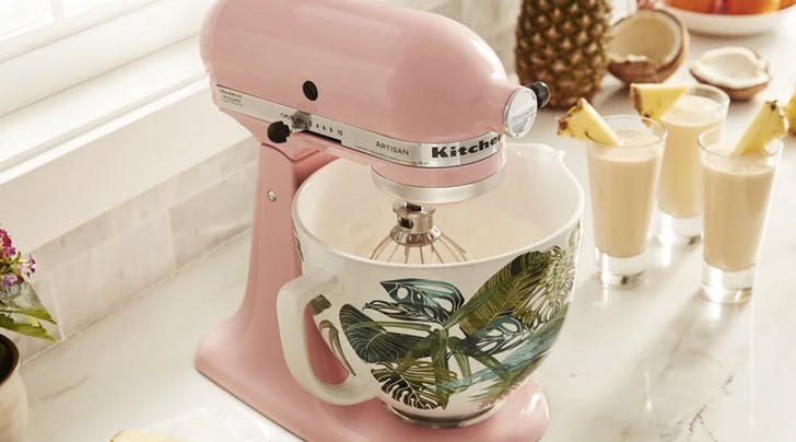 KitchenAid Releases 4 New Stand Mixer Bowls - PureWow on kitchenaid mixer for extra bowls, kitchenaid mixer 4 5-quart bowl, kitchenaid stand mixer, kitchenaid mixers on sale, kitchenaid mixer bowls stainless steel, kitchenaid mixer bowl with handle, kitchenaid artisan mixer, kitchenaid mixer bowl sizes, kitchenaid glass bowl,