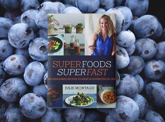 superfoods superfast julie montagu