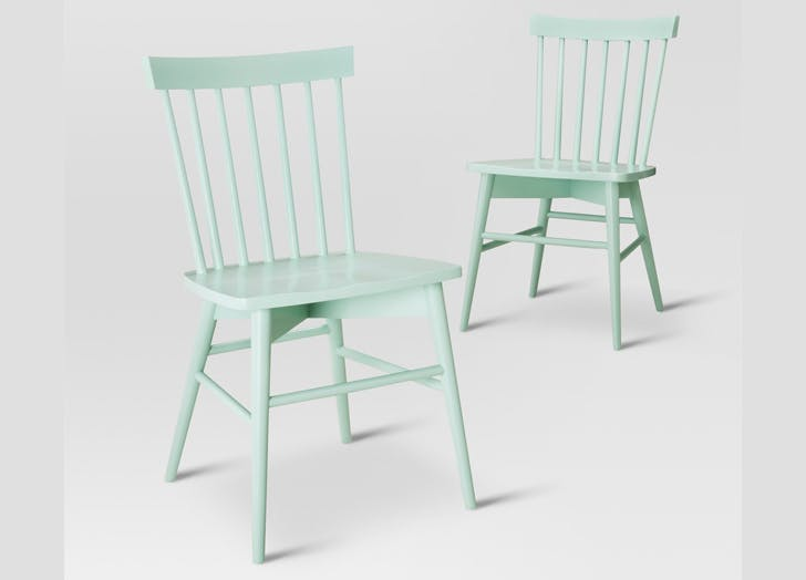 target mint dining chairs