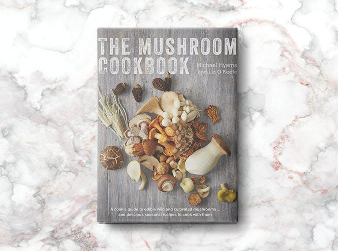 the mushroom cookbook michael hyams liz okeefe
