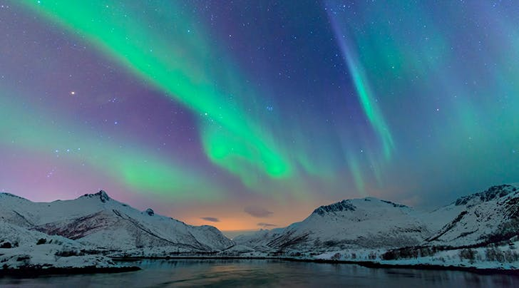 PSA: If You Live in One of These 6 States You Might Be Able to See the Northern Lights Tonight
