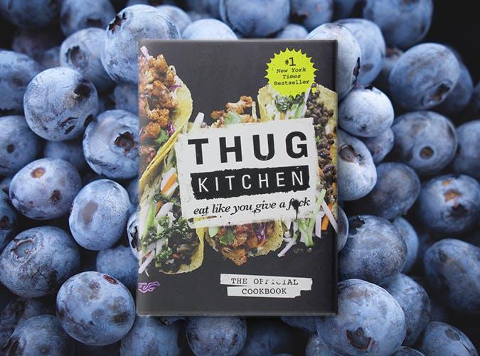 thug kitchen cookbook