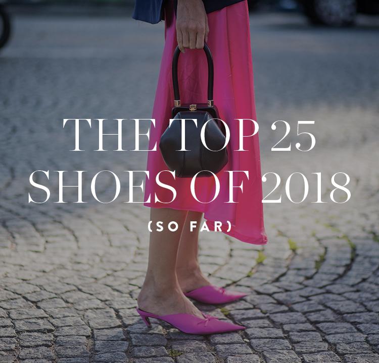 The Top 25 Zapatos (So for 2018 (So Zapatos Far) PureWow 1653ad