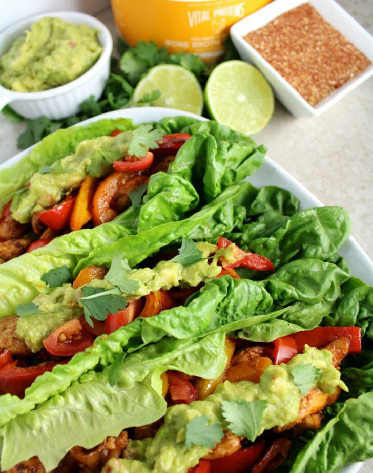 whole 30 chicken fajitas recipe