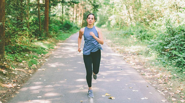 Hate Meditating? Try 'Mindful Running'