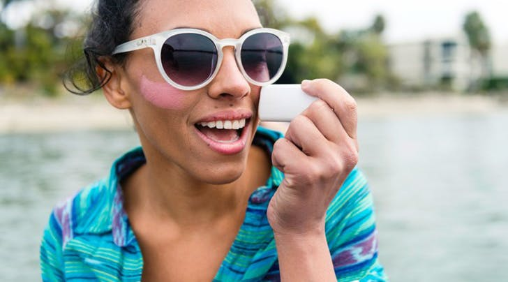 This Neon Sunscreen Gives New Meaning to the Phrase 'Fun in the Sun'