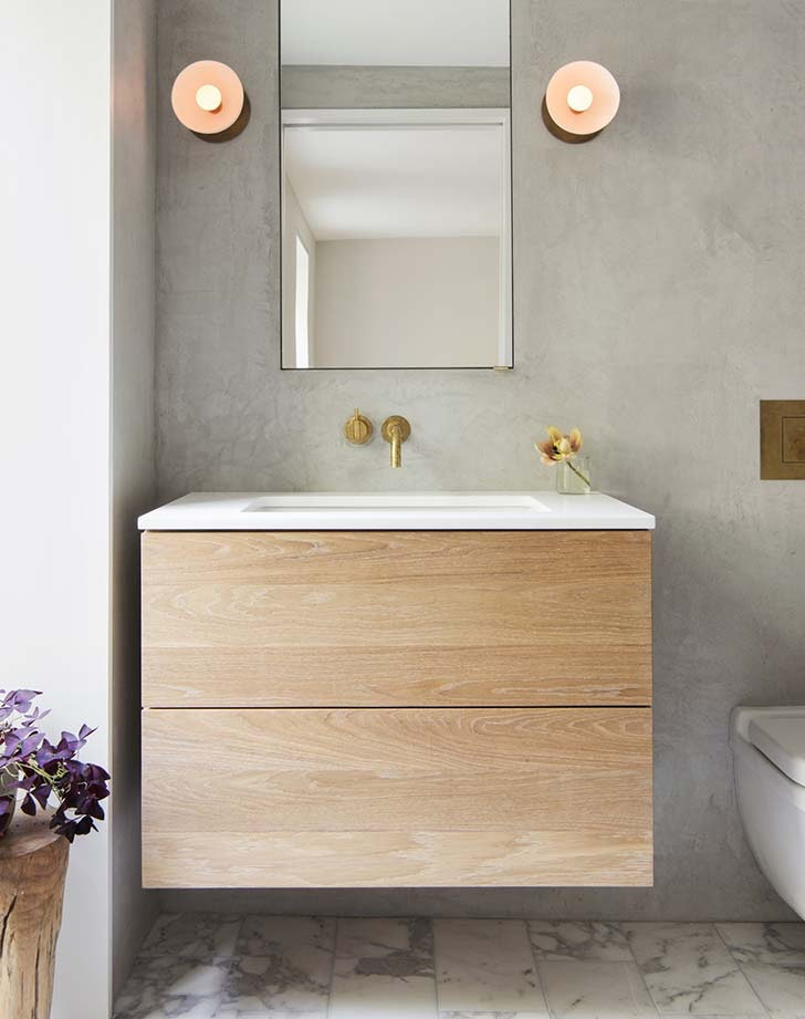 Cabinetry: Floating Vanities