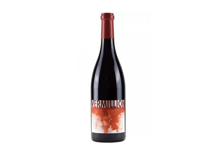 2 15 vermillion red wine