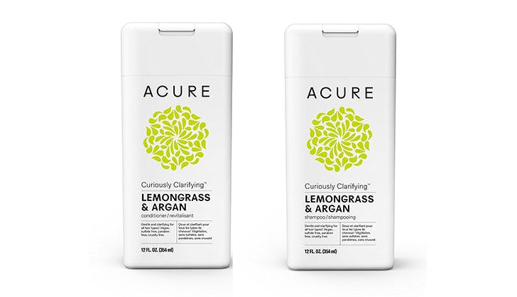 Acure Shampoo and Conditioner Duo