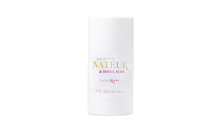 Agent Nateur and Shiva Rose Deodorant