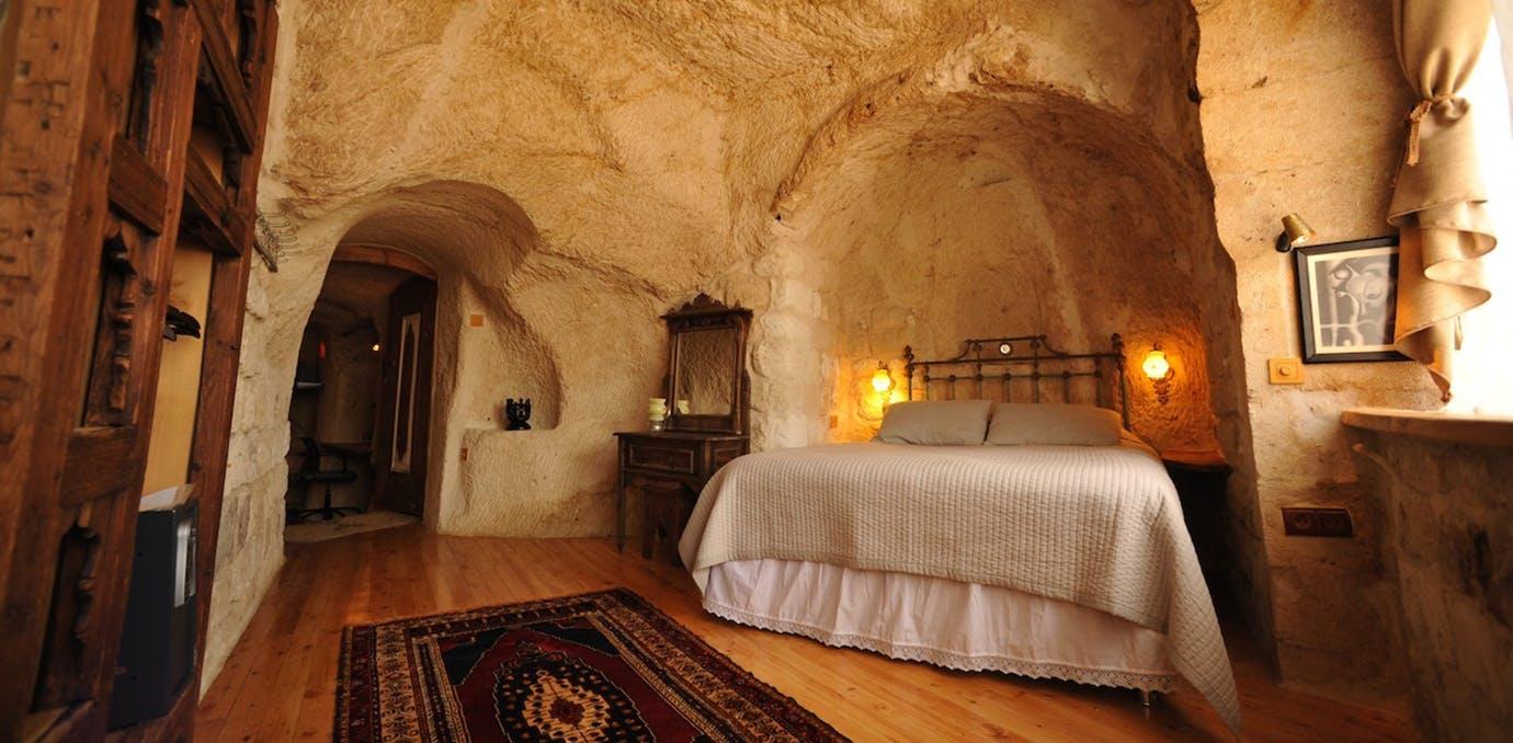 Anitya Cave House in Cappadocia  Turkey