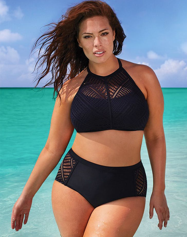 592ce04904 17 Stylish and Flattering Swimsuits Under  100 - PureWow
