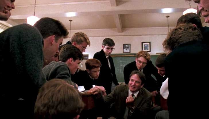 Dead Poets Society teenage film