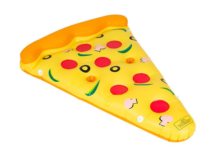 Floating Pizza Slice Pool Float