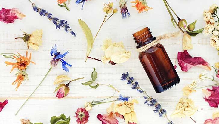 Flower essences type of energy work