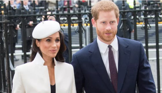 Meghan Markle Prince Harry Commonwealth day