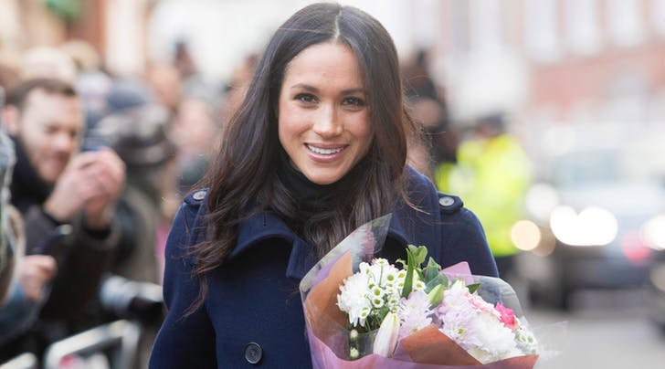 The Weird Thing Meghan Markle Had to Practice Before Meeting the Queen