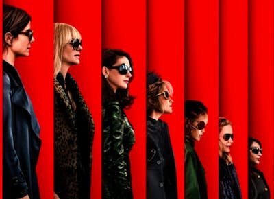 Watch Mindy Kaling More Ocean S 8 Character Teasers Purewow