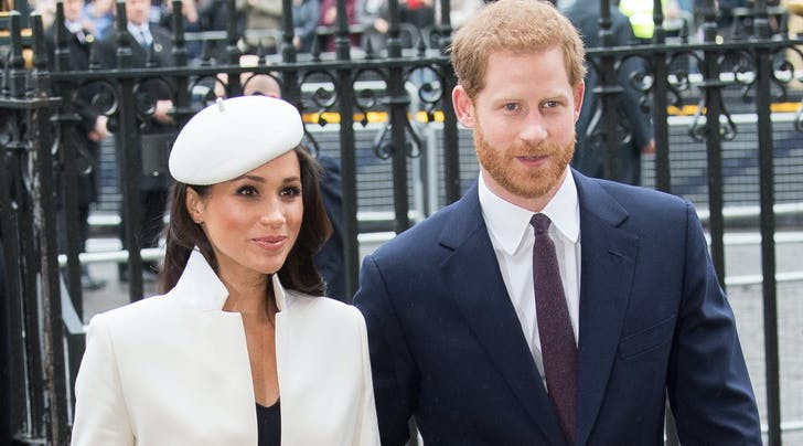 Here's What Meghan Markle and Prince Harry Will Smell Like on Their Wedding Day