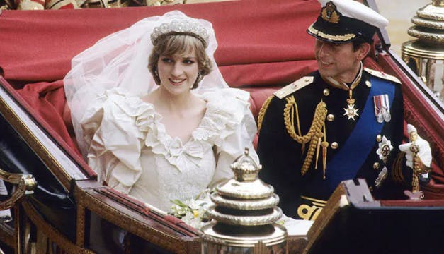Princess Diana Prince Charles Wedding day