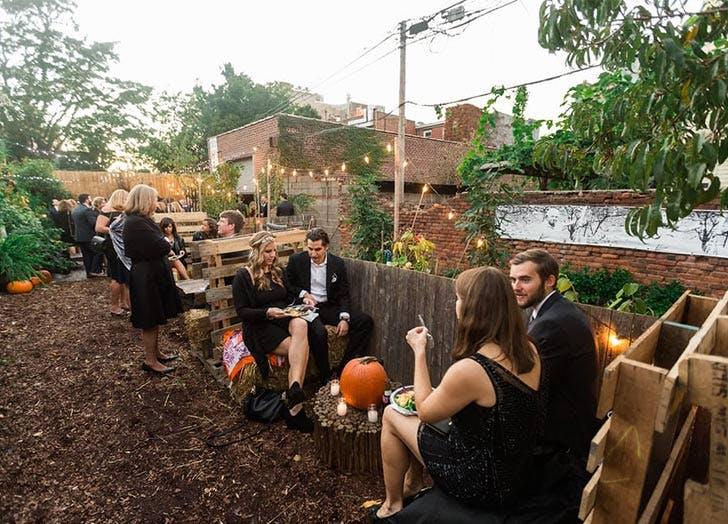 Pumpkin outdoor couples fancy