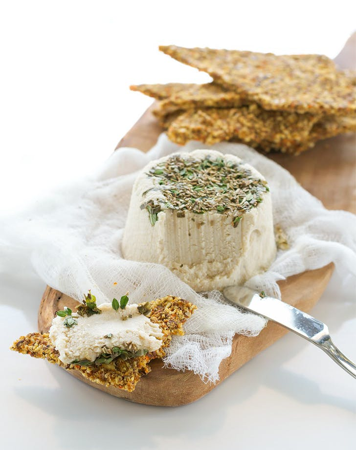 Roasted Garlic and Herb Cream Cheese recipe