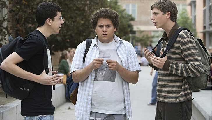 Superbad teenage comedy film