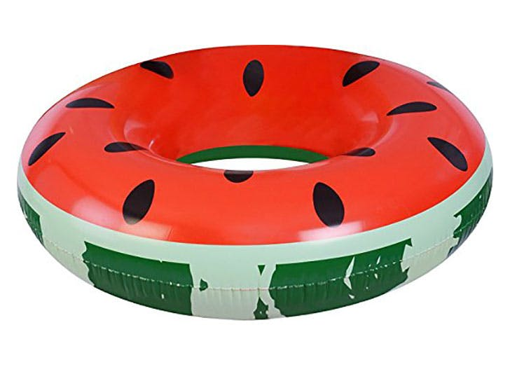 Watermelon Pool Raft