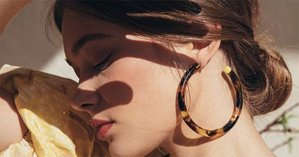 *This* Is the One Pair of Earrings You Need This Spring