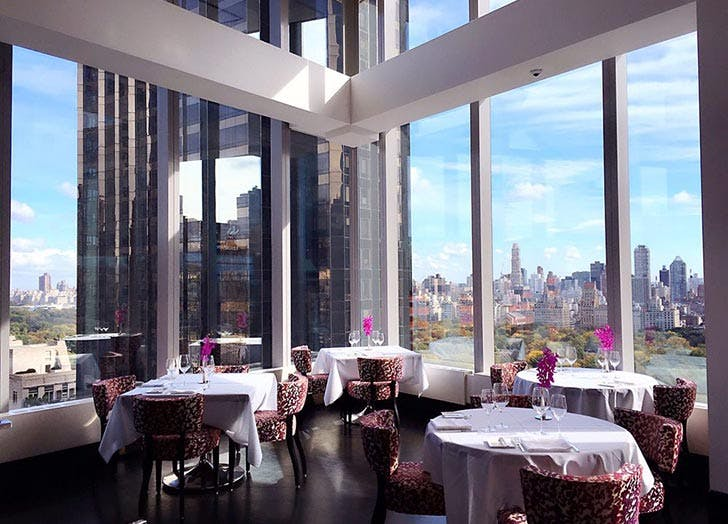 8 NYC Restaurants with Views of Central Park - PureWow