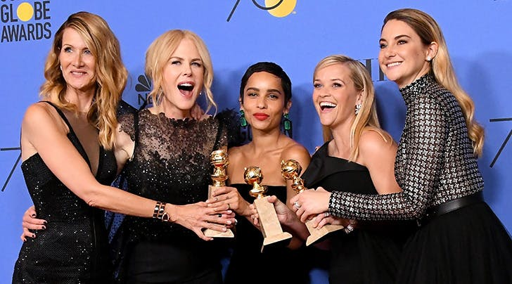 Theres a 'Big Little Lies' Group Text & We Want In