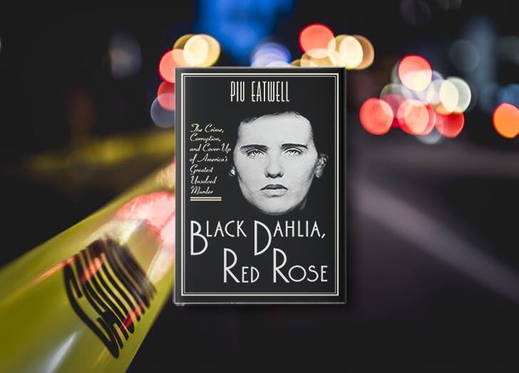 black dahlia piu eatwell
