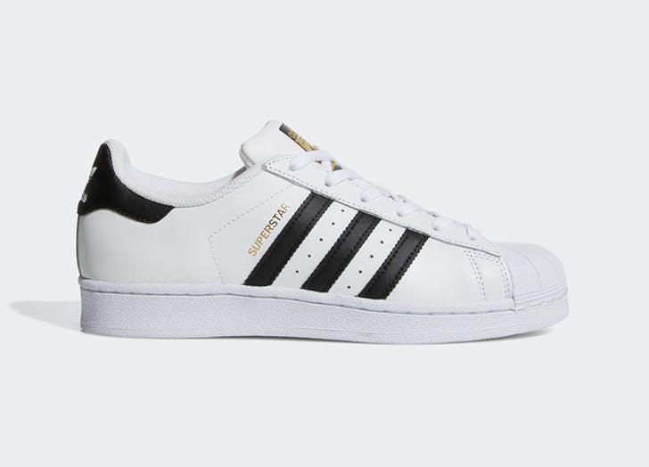 black white adidas