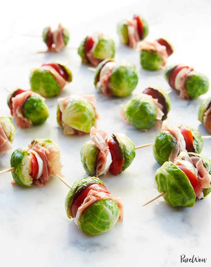Brussels Sprout Sliders