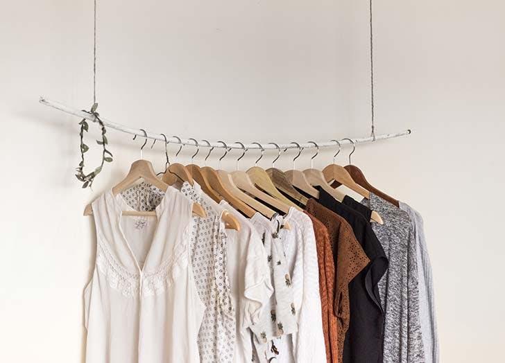 clean pretty closet 728