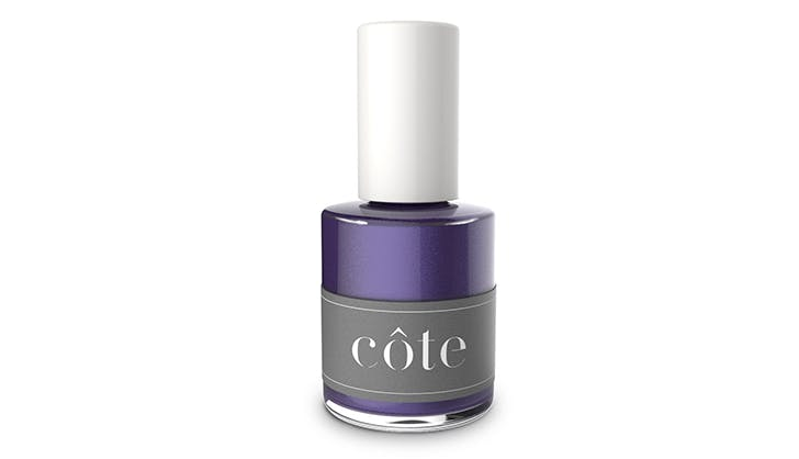 cote nail polish in ultra violet