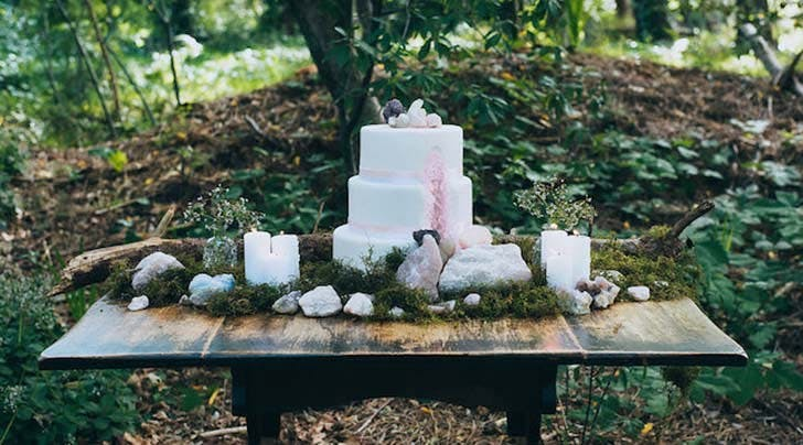 The One Zen Wedding Trend Youre About to See Everywhere