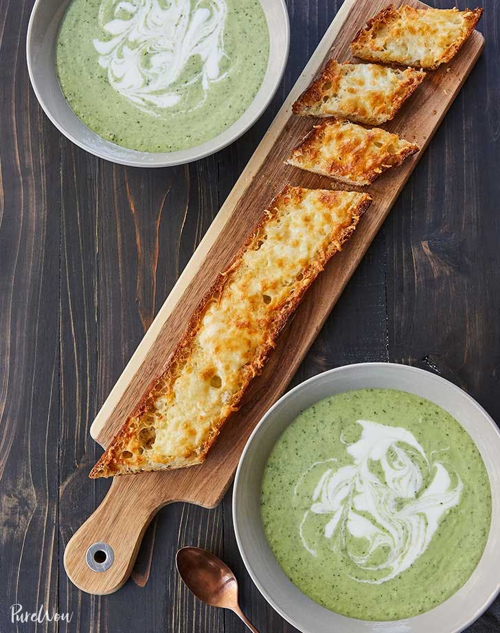 cucumber avocado soup recipe