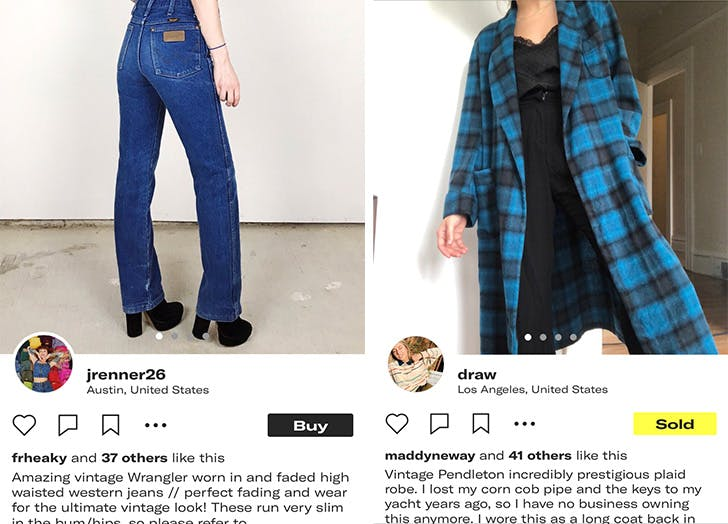 331dd6e64d Depop Is an App That s Like an Instagram Clothing Swap - PureWow