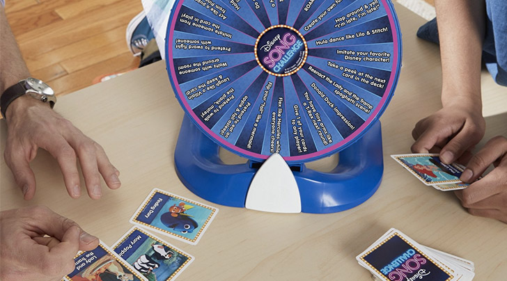 If You Know Every Word to Every Disney Song This Board Game Has Your Name on It
