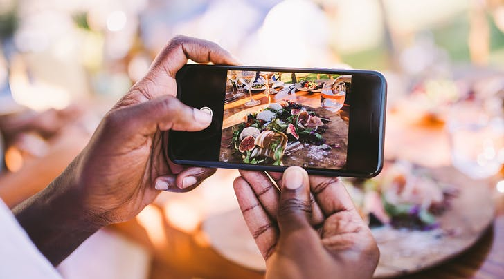 This Photo-Editing App Wants Your Gorgeous Food Pics to Be Featured on Instagram