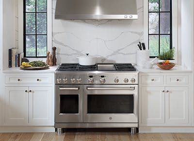 Color Schemes For Kitchens | 4 Kitchen Color Schemes To Try With Stainless Steel Appliances Purewow