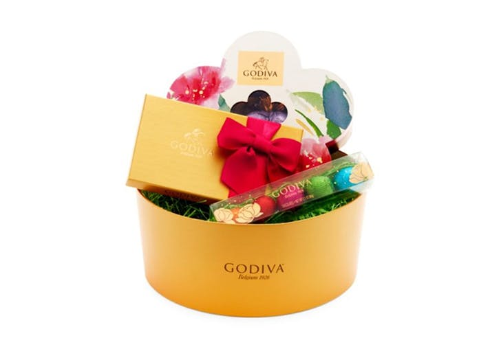 godiva chocolate assortment