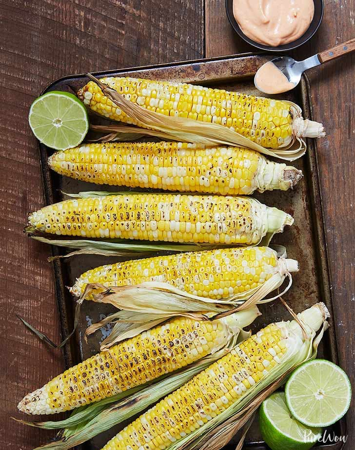 grilled corn aioli