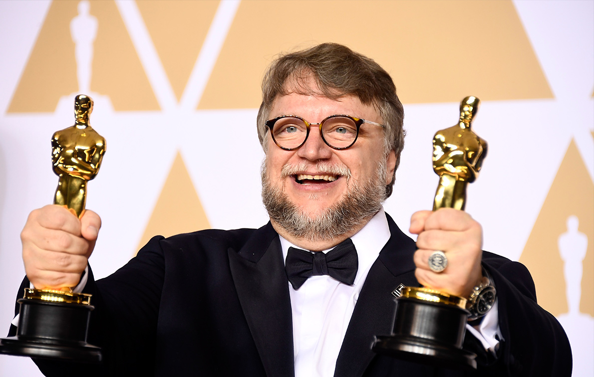 Oscar-award director Guillermo del Toro signs with Dreamworks Animation