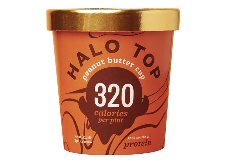 halo top peanut butter ice cream