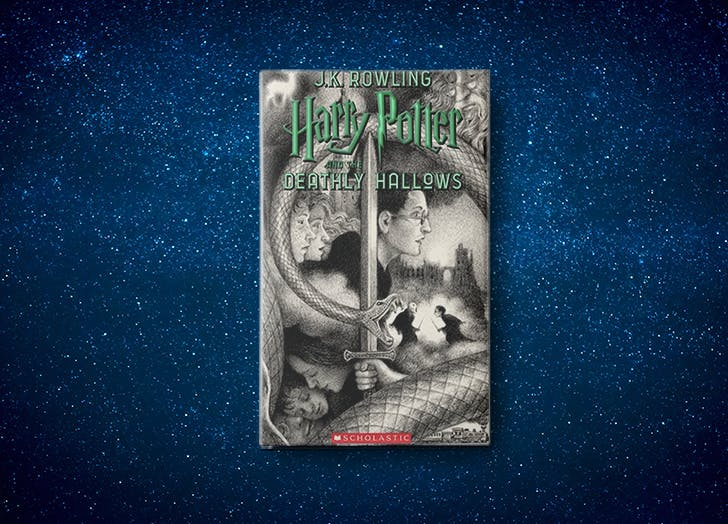 harry potter and the deathly hallows 20th anniversary