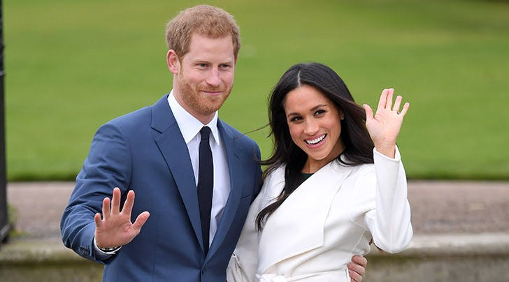 How to Watch Prince Harry & Meghan Markles Royal Wedding
