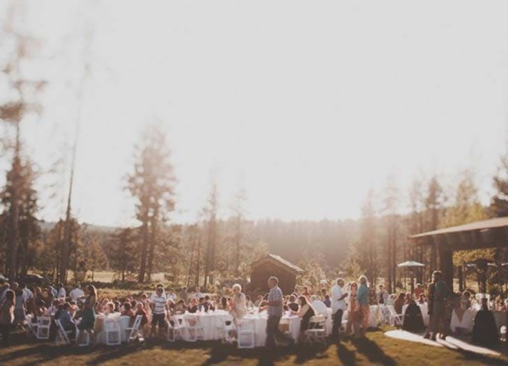 idaho river wedding