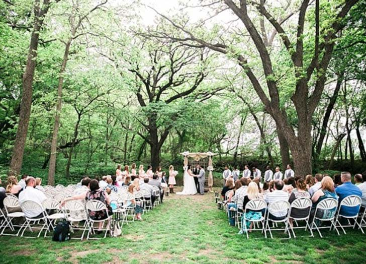 The Best Outdoor Wedding Venue In Every State Purewow
